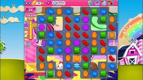 Candy Crush Saga - Level 298 - No boosters ☆☆☆