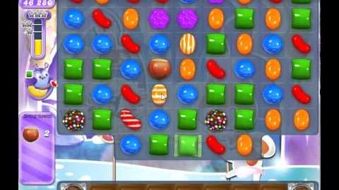 Candy Crush Saga Dreamworld Level 509 (Traumwelt)