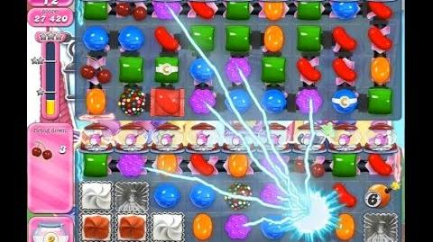 Candy Crush Saga Level 1262 NO BOOSTER