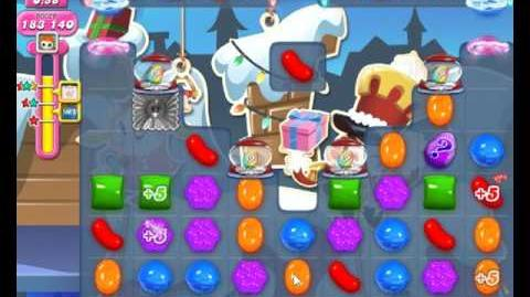 Candy Crush Saga Level 2170 NO BOOSTER (3 Stars)