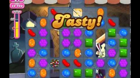Candy Crush Saga Level 219 - 3 Star - no boosters