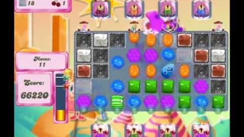 Candy Crush Saga Level 2510