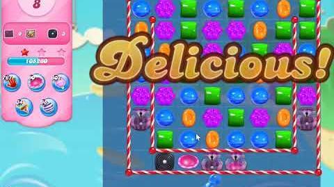 Candy Crush Saga Level 4038 NO BOOSTERS