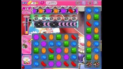Candy Crush Saga Level 1380 No Boosters