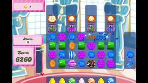 Candy Crush Saga Level 2749 NO BOOSTERS 1Star 2700plus Group Update 081017