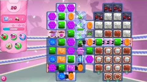Candy Crush Saga Level 3234 NO BOOSTERS