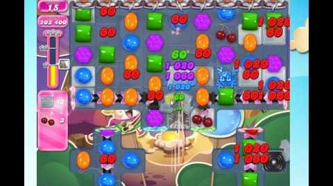 Candy crush saga level 1750 * no booster