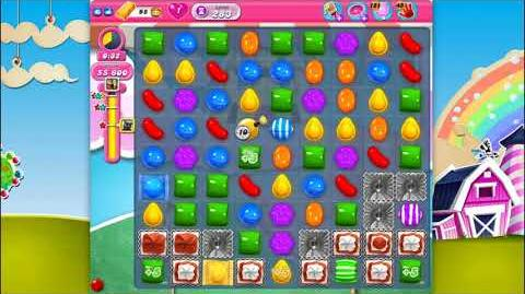 Candy Crush Saga - Level 283 - No boosters ☆☆☆