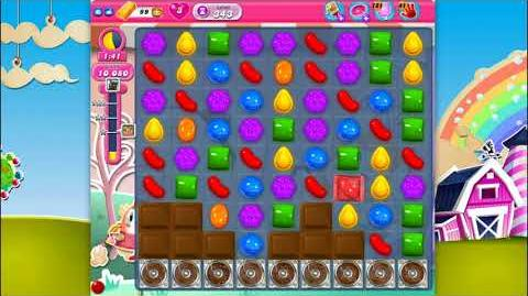 Candy Crush Saga - Level 343 - No boosters ☆☆☆