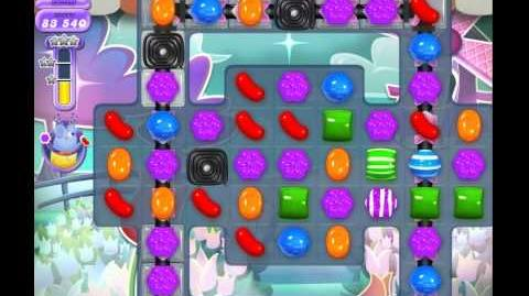 Candy Crush Saga Dreamworld Level 605 (No booster, 3 Stars)