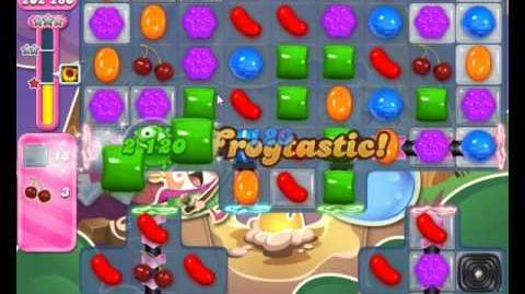 Candy Crush Saga Level 1750 NO BOOSTER (2nd Version)