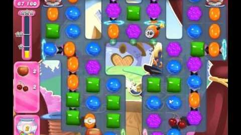 Candy Crush Saga Level 1896 - NO BOOSTERS