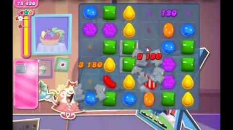 Candy Crush Saga Level 1973 - NO BOOSTERS