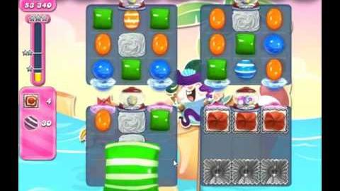 Candy Crush Saga Level 2117 - NO BOOSTERS BUT MAKES ME WISH FREE2PLAY WAS STRICTLY REGULATED