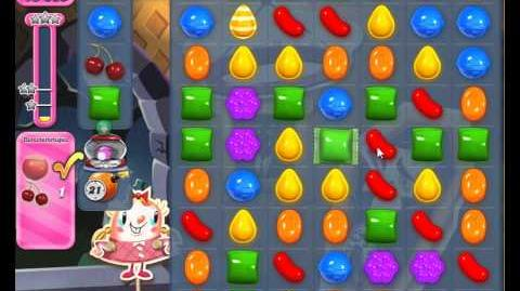 Candy Crush Saga Level 221-1