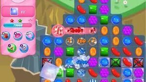 Candy Crush Saga Level 25 (No booster)