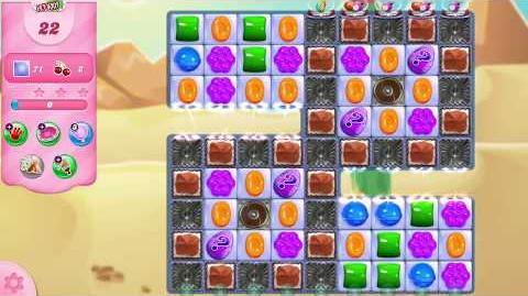 Candy Crush Saga Level 3023 NO BOOSTERS