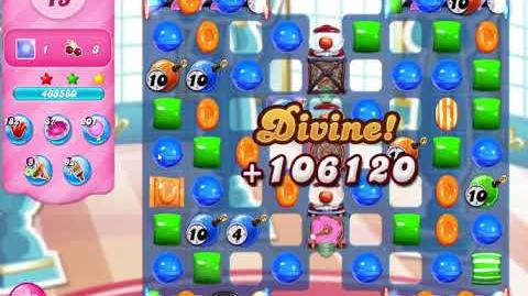 Candy Crush Saga Level 3174 NO BOOSTERS