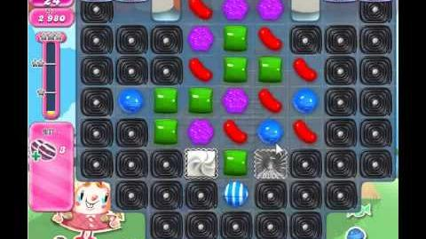 Candy Crush Saga Level 333 - 1 Star - no boosters