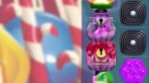 Candy Crush Saga Level 5098 NO BOOSTERS (eppur si muove!!!)