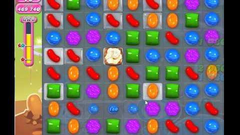 Candy Crush Saga Level 846 - No Boosters