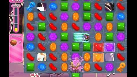 Candy crush saga - level 711 No Booster
