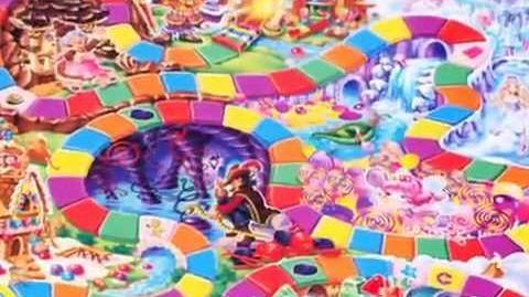 Candyland commercial