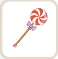 Lollipop Staff