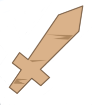 Cardboard Sword