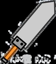 Legendary Great Sword