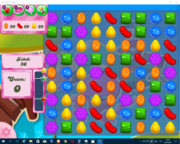 Candy Crush Saga Уровень 140