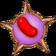 Красная мармеладка