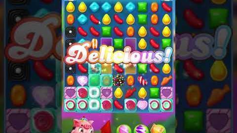 Candy Crush Friends Saga Level 1077