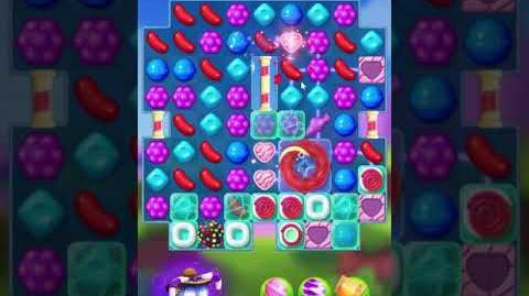 Candy Crush Friends Saga Level 1054