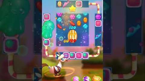 Candy Crush Friends Saga Level 603