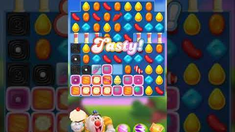 Candy Crush Friends Saga Level 660