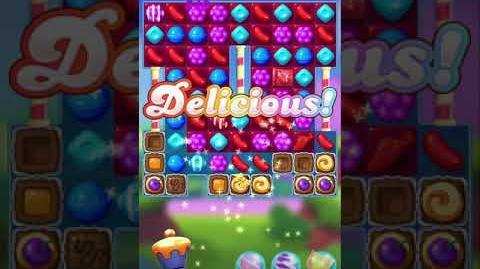 Candy Crush Friends Saga Level 643
