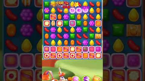 Candy Crush Friends Saga Level 137