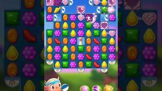 Candy Crush Friends Saga Level 3450