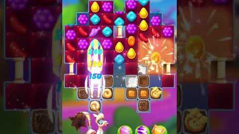 Candy Crush Friends Saga Level 1075