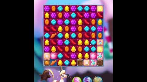 Candy Crush Friends Saga Level 1025
