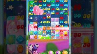 Candy Crush Friends Saga Level 3155