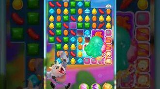 Candy Crush Friends Saga Level 3154