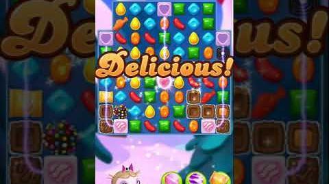 Candy Crush Friends Saga Level 111
