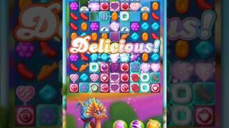 Candy Crush Friends Saga Level 3158