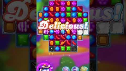 Candy Crush Friends Saga Level 675