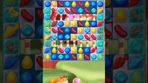 Candy Crush Friends Saga Level 15