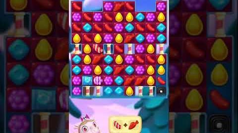 Candy Crush Friends Saga Level 114