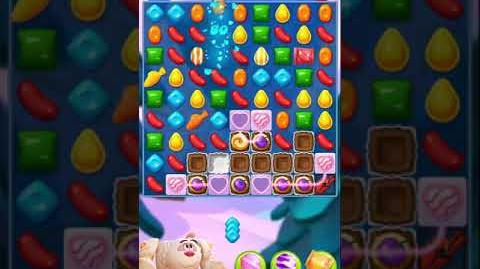 Candy Crush Friends Saga Level 118