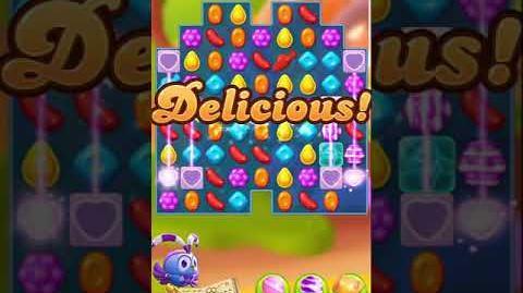 Candy Crush Friends Saga Level 87